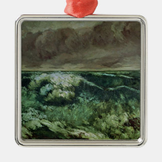 The Wave, after 1870 Christmas Ornament