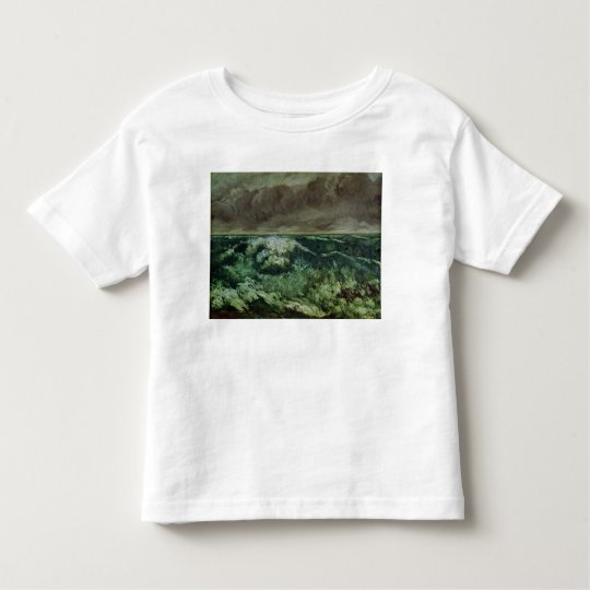 The Wave, after 1870 Toddler T-shirt