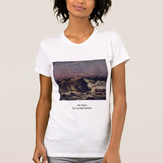 The Wave By Courbet Gustave Shirts