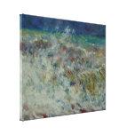 The Wave by Pierre-Auguste Renoir Canvas Prints