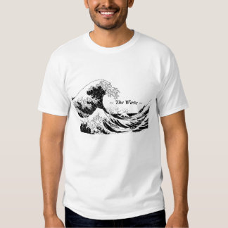 """""""The Wave Collection"""" T-Shirt"""