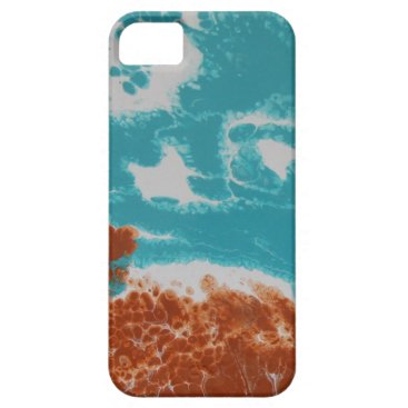 Beach Themed The WAVE iPhone SE/5/5s Case
