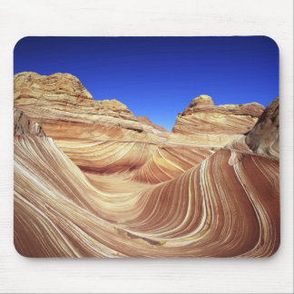 The Wave Mouse Pad