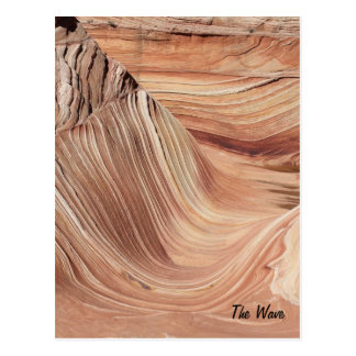 The Wave Postcard