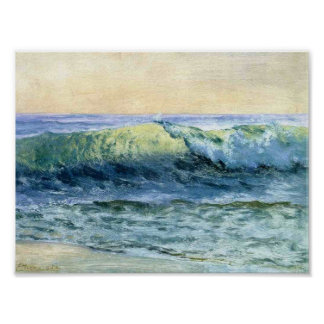 The Wave Print