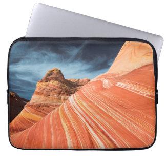 The wave, vermilion cliffs, Arizona Laptop Sleeve