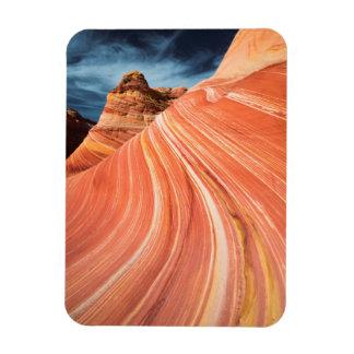 The wave, vermilion cliffs, Arizona Magnet