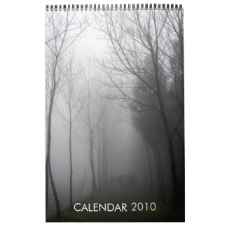The Way 2012/Black and White Photography Wall Calendar