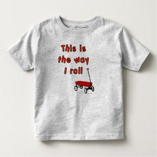 The way I roll T-shirts