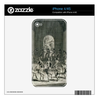 The Way in which Caribbean Priests Boost their Cou iPhone 4S Decals