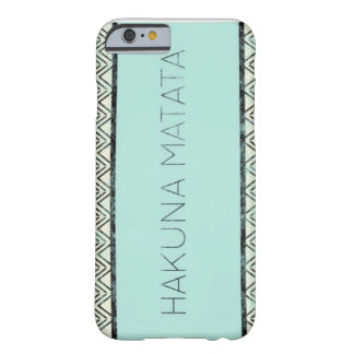 The Way of Life Barely There iPhone 6 Case