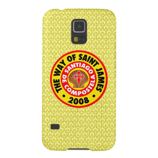 The Way of Saint James 2008 Case For Galaxy S5