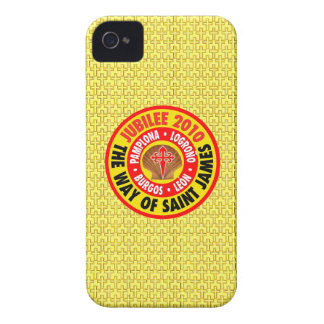 The Way of Saint James 2010 iPhone 4 Case
