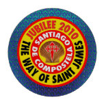 The Way of Saint James 2010 Set Of Poker Chips