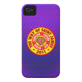 The Way of Saint James 2011 Case-Mate iPhone 4 Case