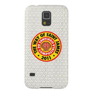 The Way of Saint James 2011 Galaxy S5 Case