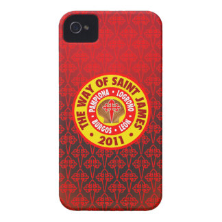 The Way of Saint James 2011 iPhone 4 Case