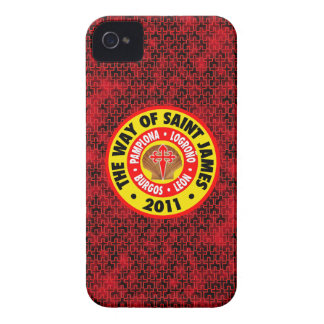 The Way of Saint James 2011 iPhone 4 Cover