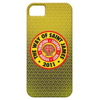 The Way of Saint James 2011 iPhone SE/5/5s Case