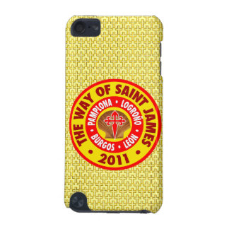 The Way of Saint James 2011 iPod Touch 5G Case
