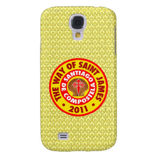 The Way of Saint James 2011 Samsung Galaxy S4 Case