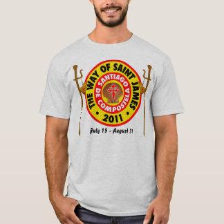 The Way of Saint James 2011 T-Shirt