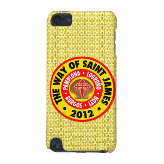 The Way of Saint James 2012 iPod Touch 5G Case