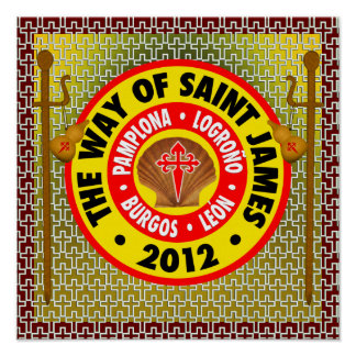 The Way of Saint James 2012 Poster
