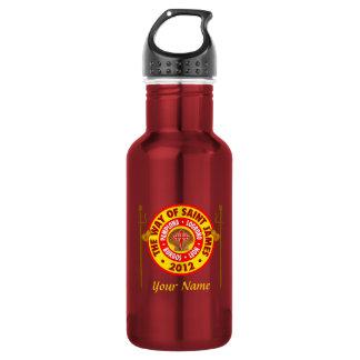 The Way of Saint James 2012 Water Bottle