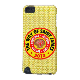 The Way of Saint James 2013 iPod Touch 5G Cover