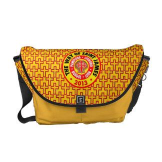 The Way of Saint James 2013 Messenger Bag