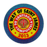 The Way of Saint James 2013 Set Of Poker Chips
