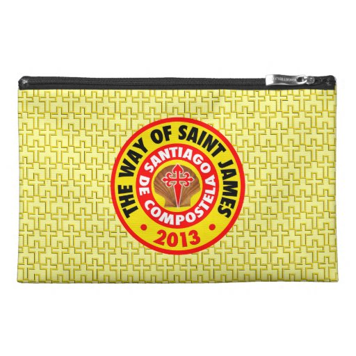 The Way of Saint James 2013 Travel Accessory Bag