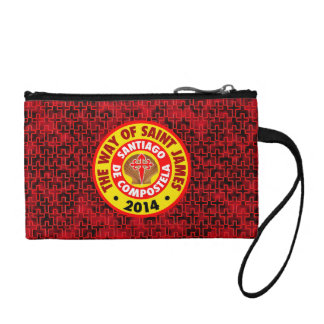 The Way of Saint James 2014 Coin Wallet