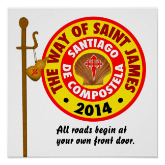 The Way of Saint James 2014 Poster