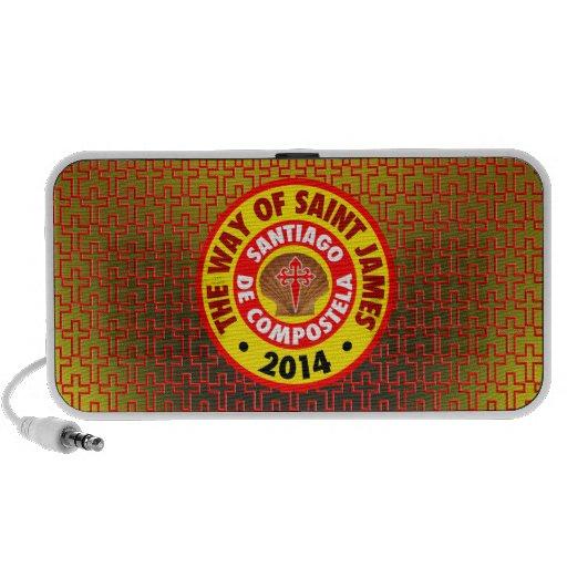 The Way of Saint James 2014 Travelling Speaker