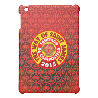 The Way of Saint James 2015 Cover For The iPad Mini