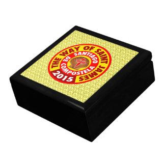 The Way of Saint James 2015 Jewelry Box