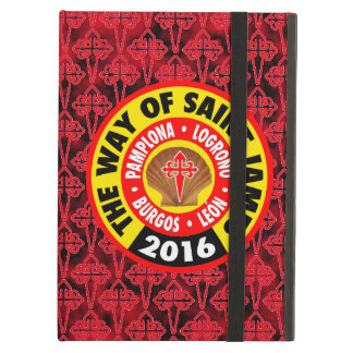 The Way of Saint James 2016 iPad Air Cover