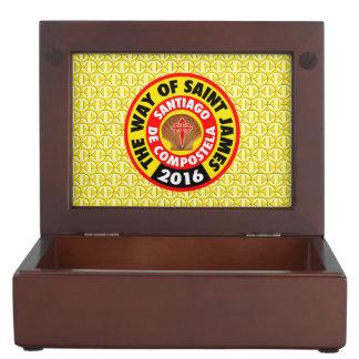 The Way of Saint James 2016 Keepsake Box