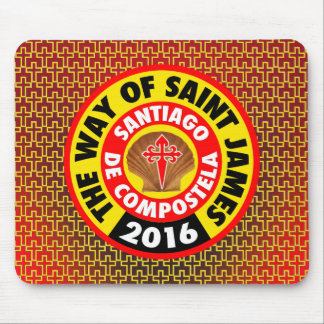 The Way of Saint James 2016 Mouse Pad