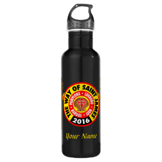 The Way of Saint James 2016 Stainless Steel Water Bottle