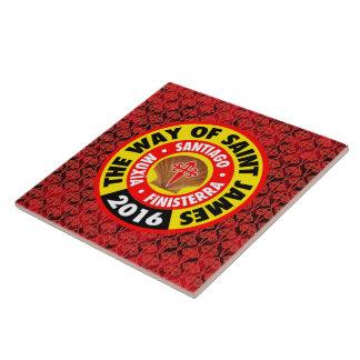 The Way of Saint James 2016 Tile