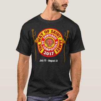 The Way of Saint James 2017 T-Shirt