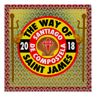 The Way of Saint James 2018 Poster