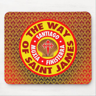 The Way of Saint James Mouse Pad