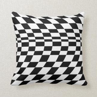 The Way - Op Art Pillow
