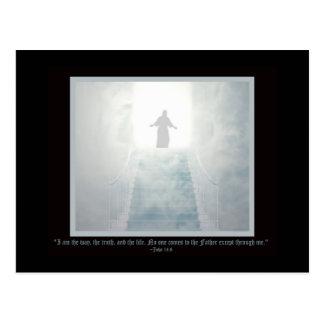 The Way Religious Postcard