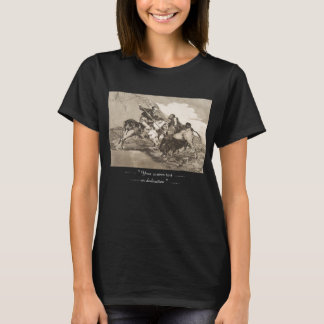 The way the ancient Spaniards baited the bull T-Shirt