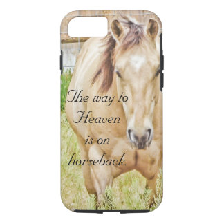 The way to Heaven iPhone 7 Case